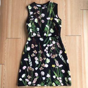 Victoria Beckham x Target Floral Shift Dress